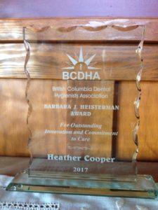 Heisterman Award Pic